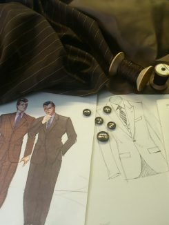 The Bespoke Experience - Ideas on Style & Cloth