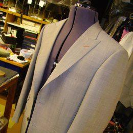 Dormeuil Mohair Suit