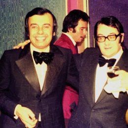 Black Tie Revelry 1970's Style