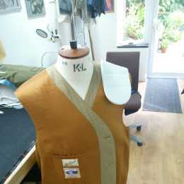 Inside The Grand Shooting Gilet Including The Impact Shoulder Pad