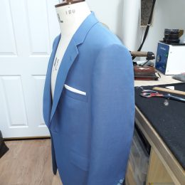 Irish Linen Sports Jacket